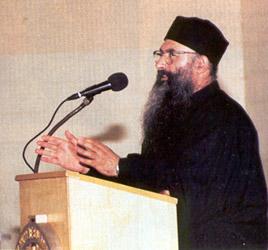 Archimandrite Zacharias Zakharou